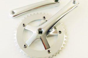 Система шатунов для велосипеда