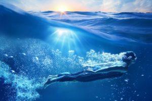 Насколько применимы на практике искусственные жабры для подводного плавания